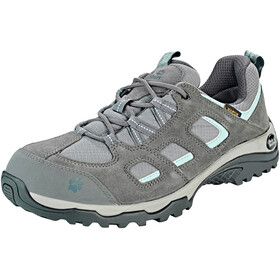 Jack Wolfskin Vojo Hike 2 Texapore - Chaussures Femme - gris